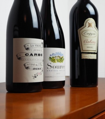 Trilogie à Cahors
