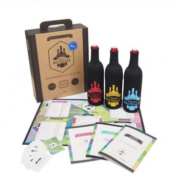 Vin rouge BIO - série 1