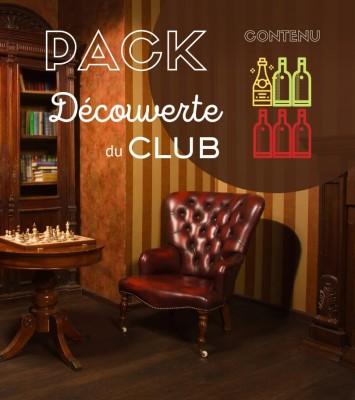 Pack découverte du Club