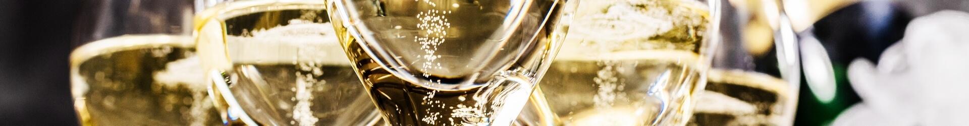 Dégustation vin pétillant